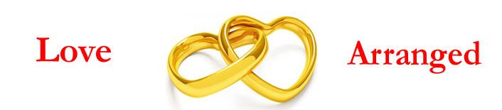 love cum arranged marriage