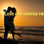 Yes,love can happen twice.