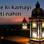 Dhokhe Ki Kamayi  Falti Nahin