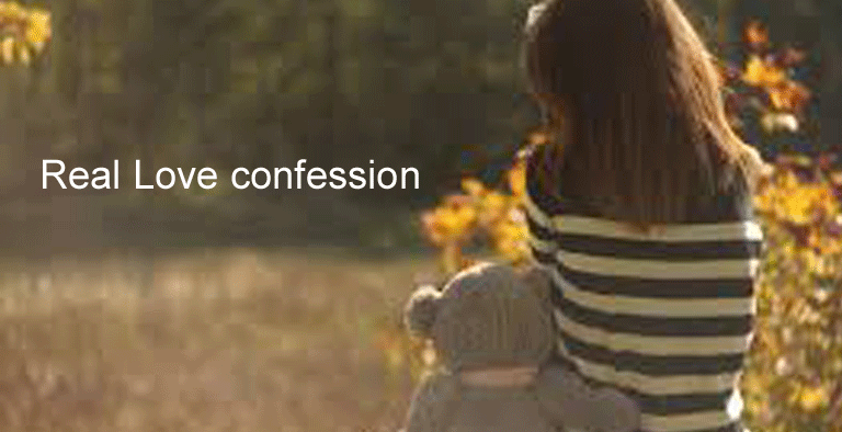 real-love-confession