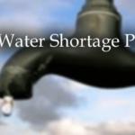 Water Shortage Problem