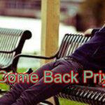 Come Back Priya Love Story – in Hindi